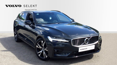 Volvo V60 2.0 T5 [250] R DESIGN Plus 5dr Auto Petrol Estate